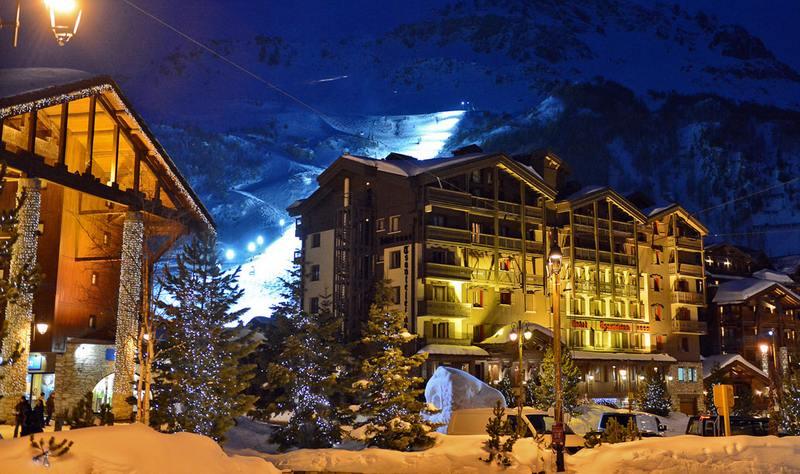 hotel 4 étoiles savoie - val d'isère