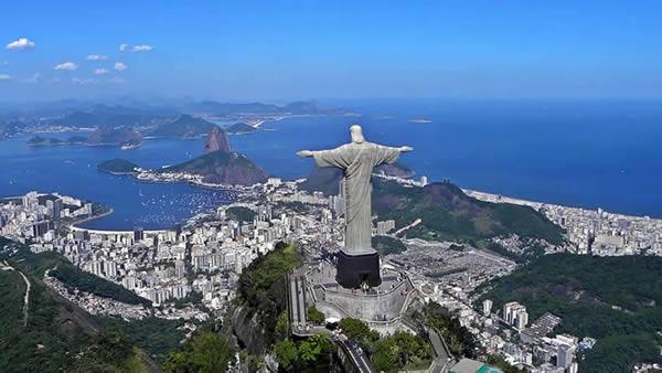 statue christ redempteur